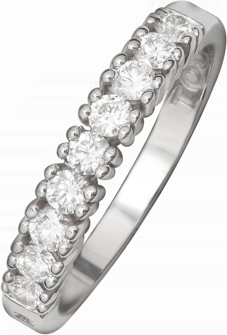 Кольцо с бриллиантами TOUS
