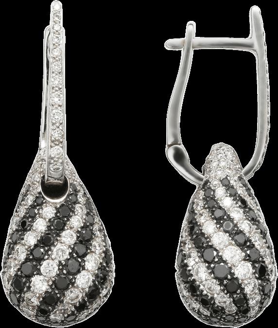 Гарнитур с бриллиантами