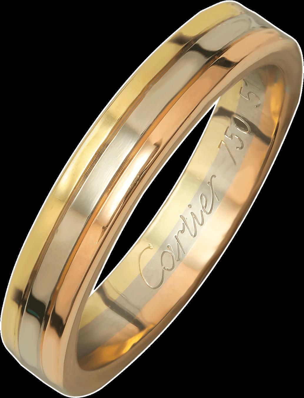 Кольцо Cartier