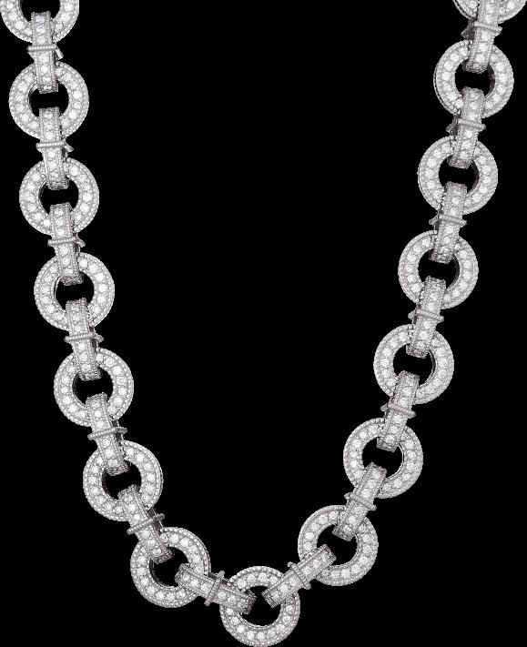 Колье с бриллиантами